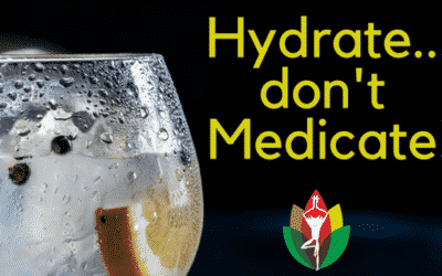 5 Ways Water Can Keep You Medication Free