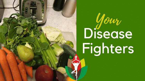 veggies to fight disease