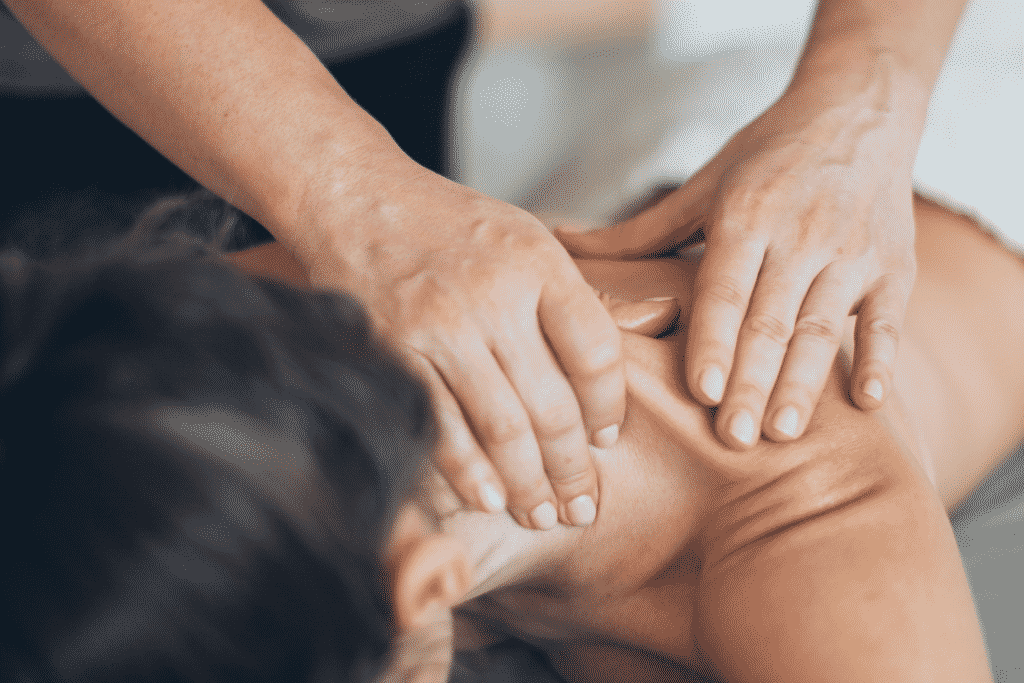 lymphatic-drainage-massage therapy